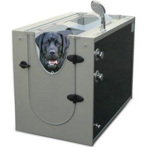 狗狗淋浴間