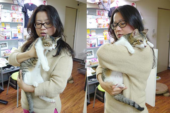 如何安全抱住軟骨頭貓咪