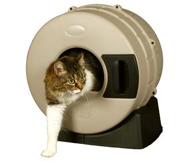 litter-spinner-貓砂機