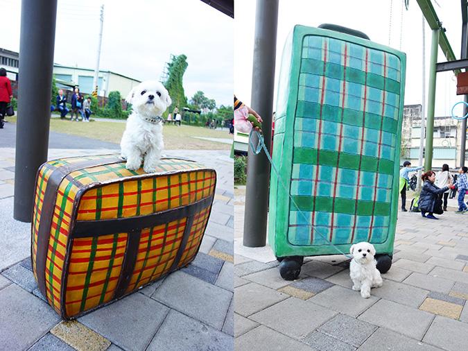 狗狗gogo!幾米主題廣場035