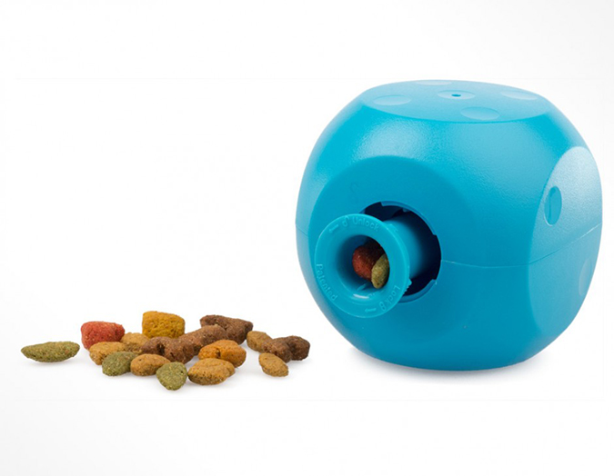 狗狗分離焦慮症-狗狗分離焦慮症-BUSTER FOOD CUBE天才益智玩具