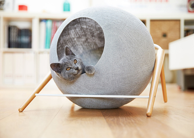 貓奴必拜搶手好物-Meyou 都會時尚貓窩