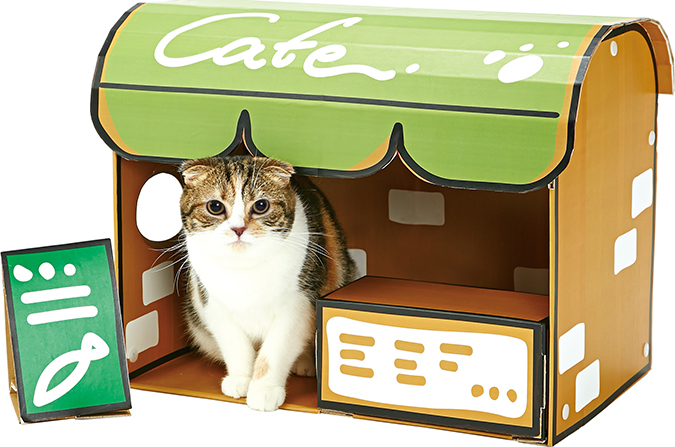 貓奴必拜搶手好物-Petio收集貓咪遊戲屋