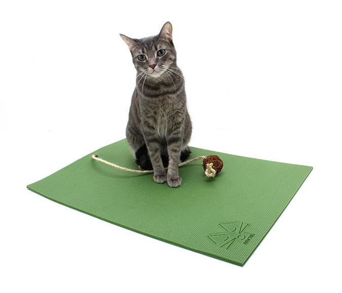 貓奴必拜搶手好物-felineyogi 瑜珈墊