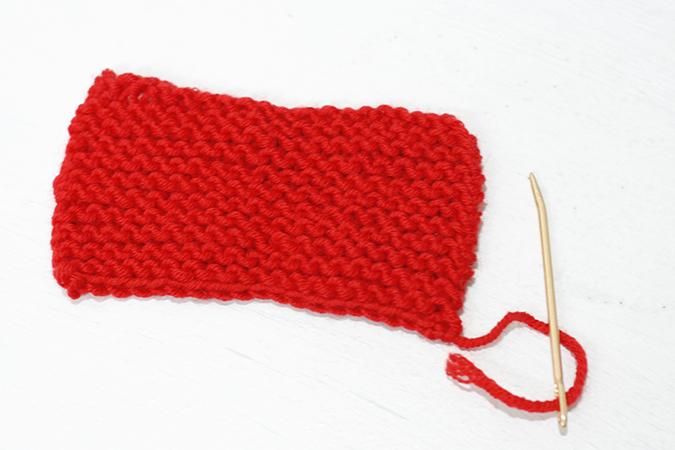 貓奴手作-超簡單針織領結-藏線