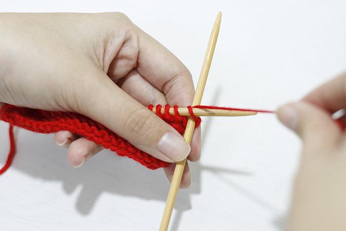 貓奴手作-超簡單針織領結