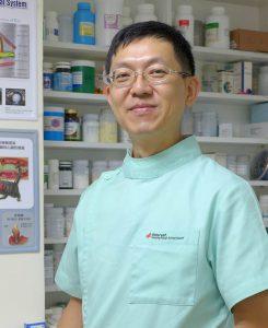 隆記動物醫院-醫師林永川
