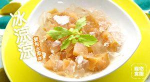 寵物食譜-冰涼涼雙色水果冰675x372