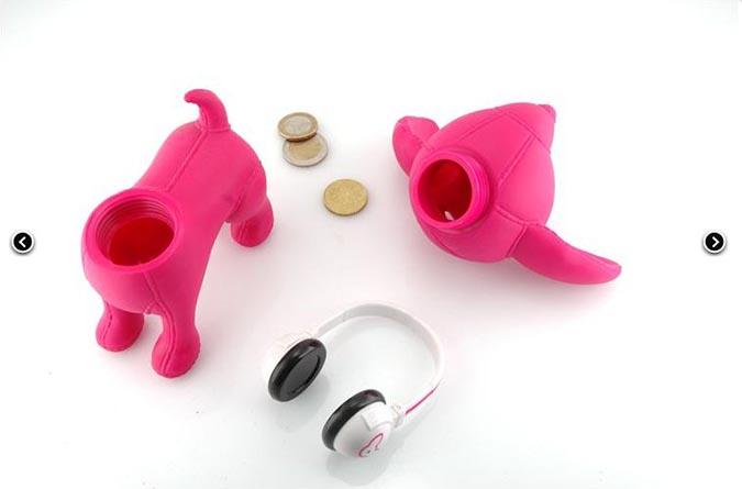 吉娃娃趣味雜貨-存錢筒4-whaawhaa