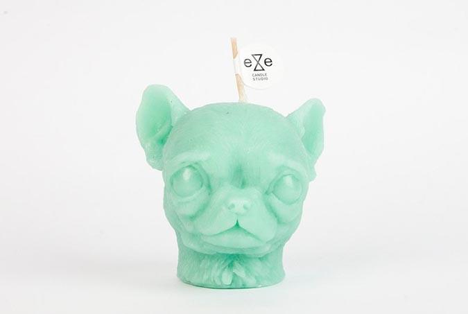 吉娃娃趣味雜貨-蠟燭-eye-candle-studio
