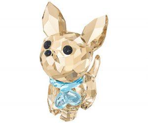 吉娃娃趣味雜貨-水晶擺飾-swarovski