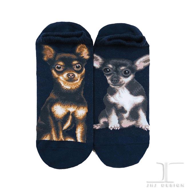 吉娃娃趣味雜貨-襪子1-jhj-design