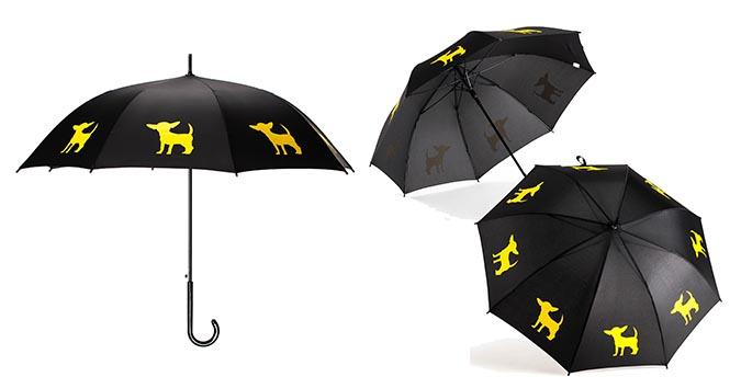 吉娃娃趣味雜貨-雨傘1-sfumbrella-com