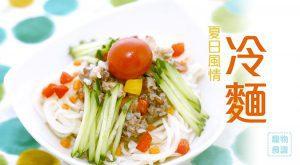 寵物食譜-夏日風情冷麵675x372