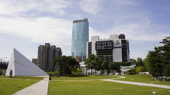 台中綠園道