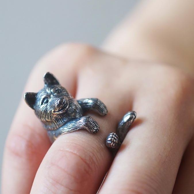 柴犬趣味雜貨-戒指