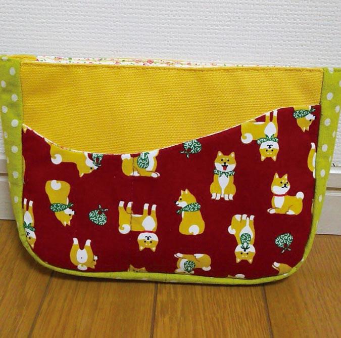 柴犬趣味雜貨-平板手拿包