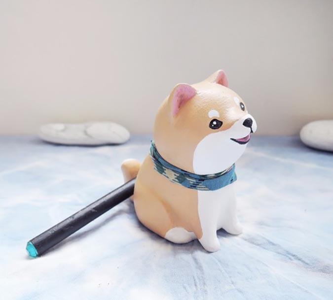 柴犬趣味雜貨-筆架