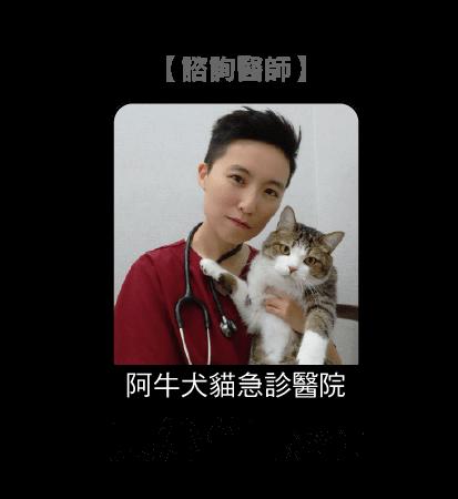 阿牛犬貓急診醫院_吳沁倍獸醫師