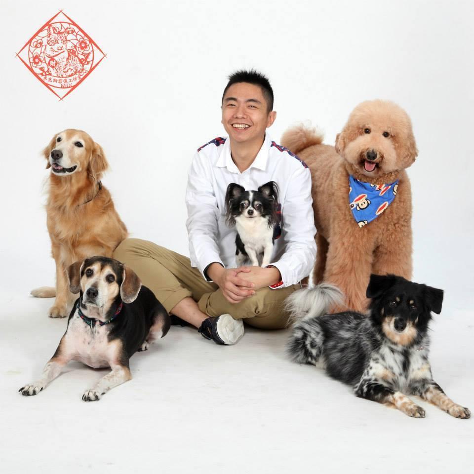 專業諮詢 Dog老師全能發展學堂校長 熊爸