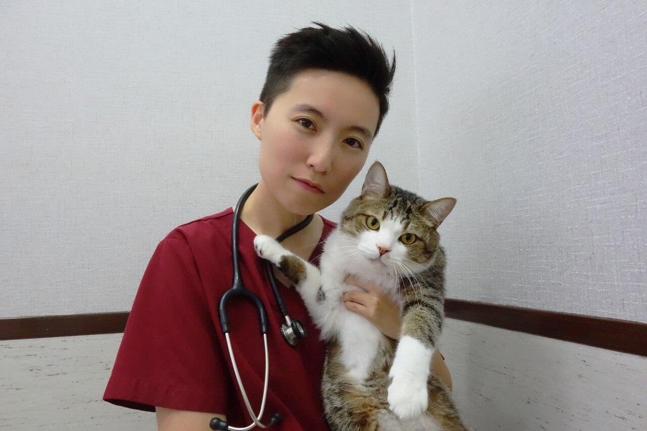 阿牛犬貓急診醫院 吳沁倍獸醫師