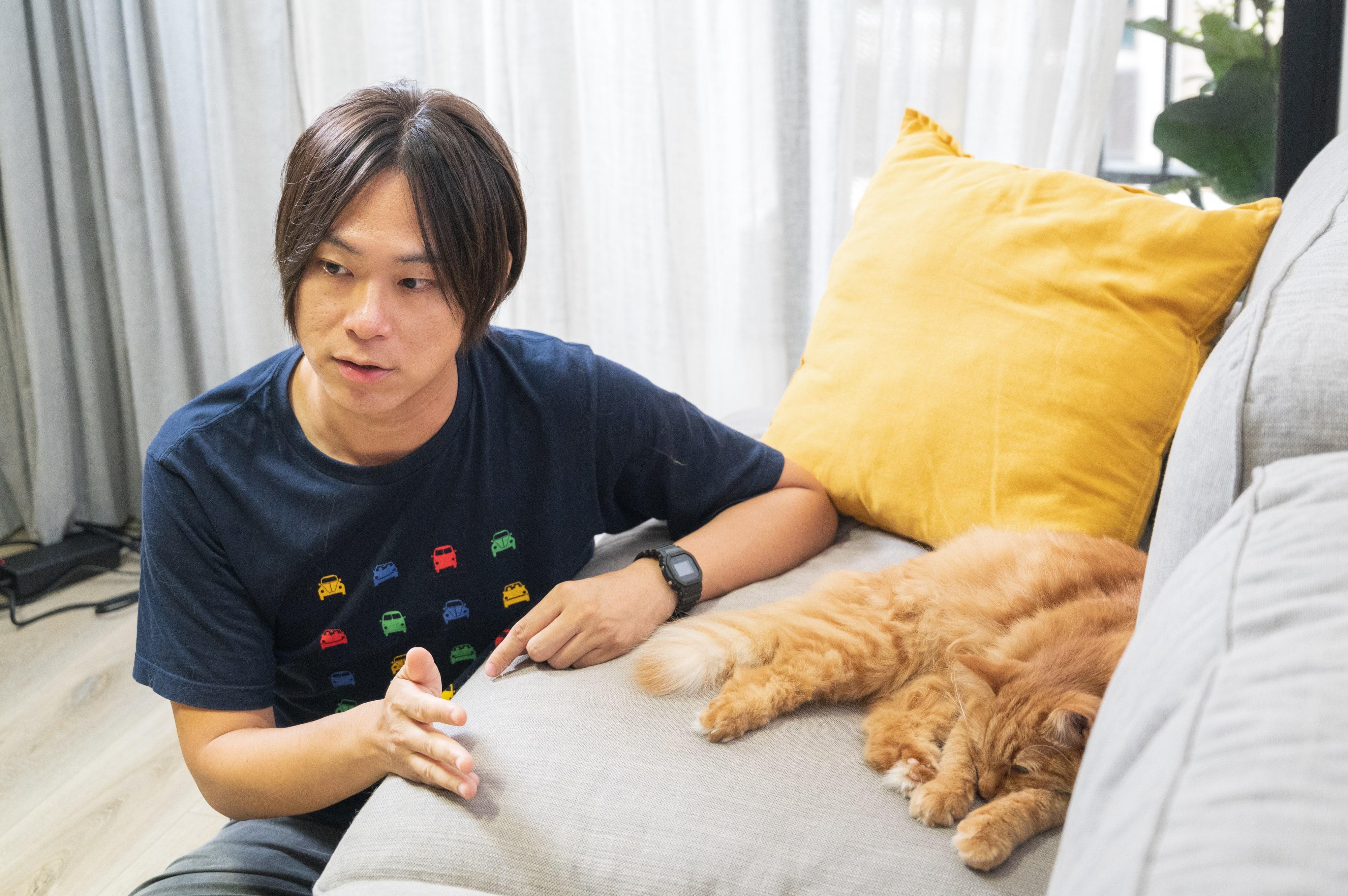 林醫師強調,面對貓的種種問題,應該是「量力而為」不是「盡力而為」